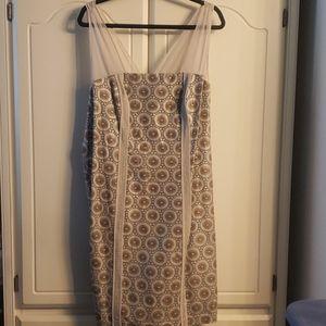 Isabel Toledo-Tan Dress